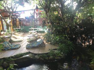 Blue Diamond Café, Chiang Mai old town
