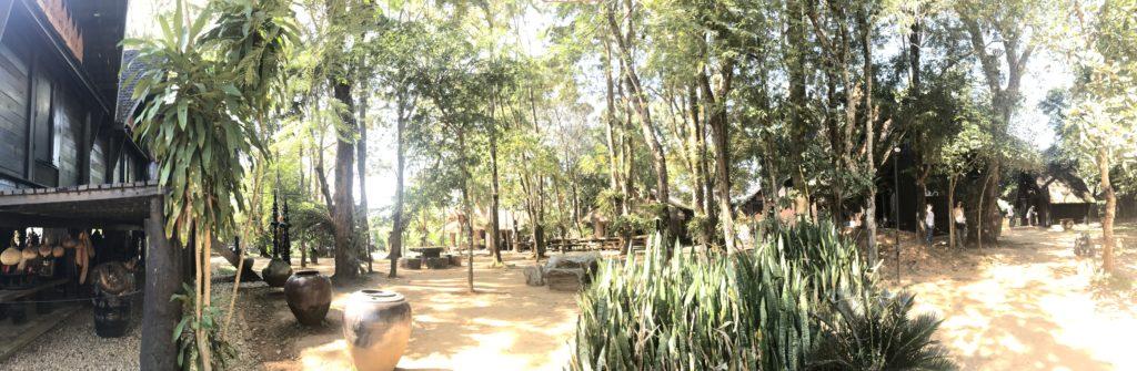 Baan Dam museum complex