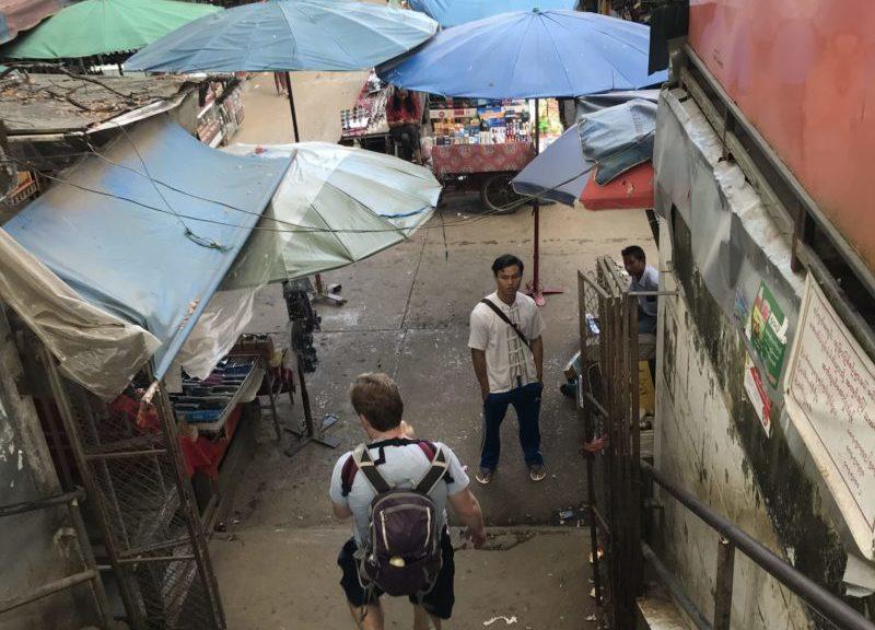 Markets in Tachileik
