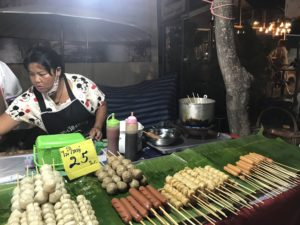 Food Stall in Chiang Mai