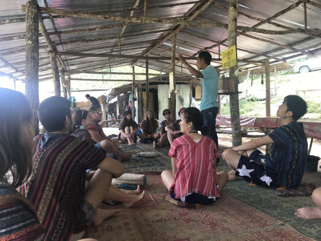 Intro to the Elephant Jungle Sanctuary at our camp