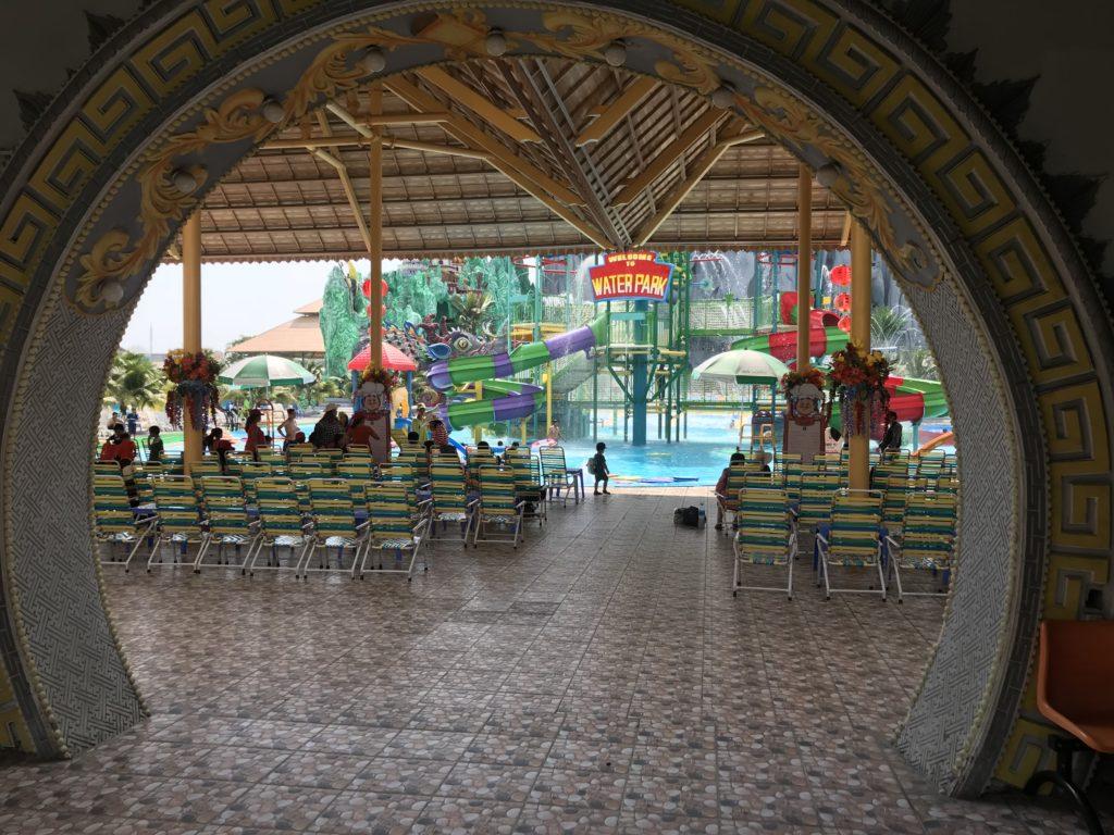 Waterpark at Suoi Tien