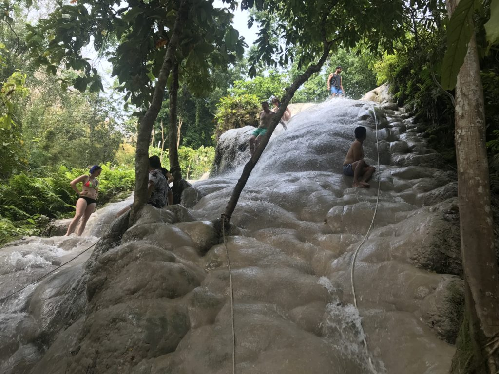 Sticky Waterfall, Chiang Mai