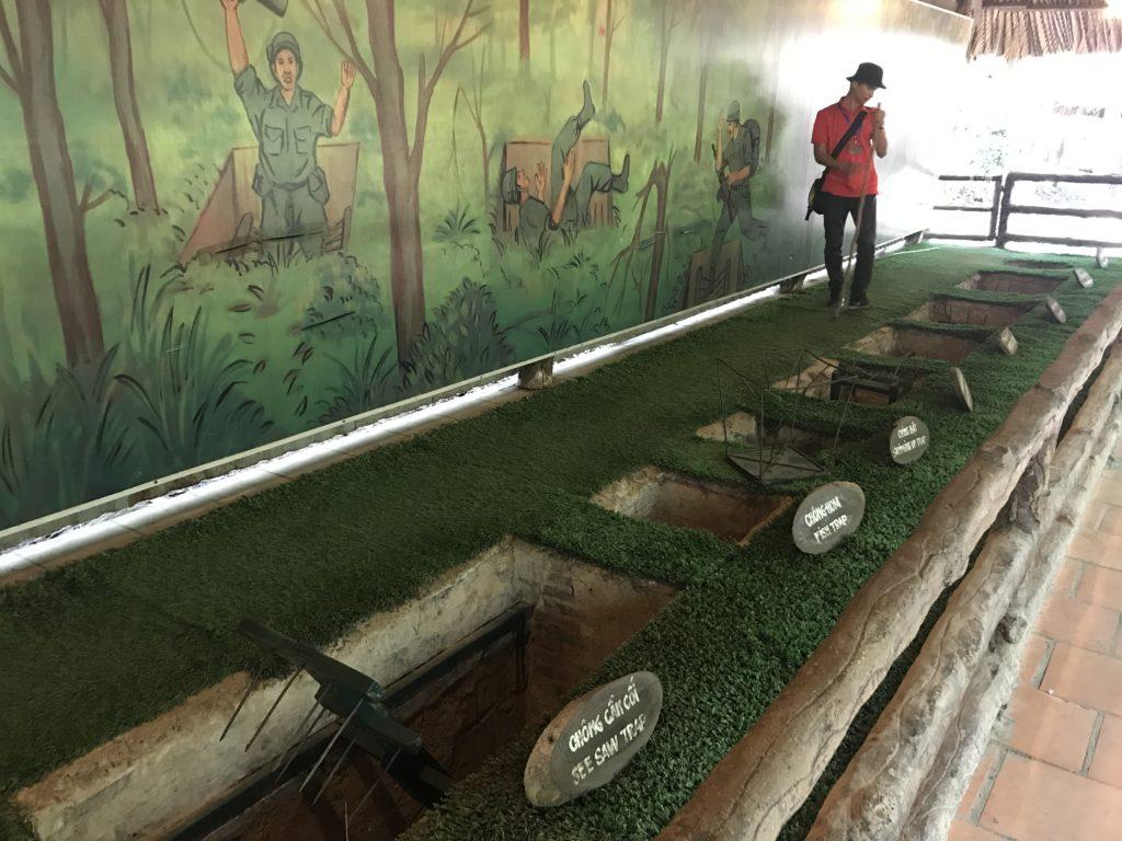 Viet Cong Traps